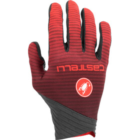 Castelli CW 6.1 Cross Gloves red